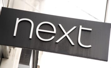 Retailer Next will unveil its full-year sales figures on Thursday