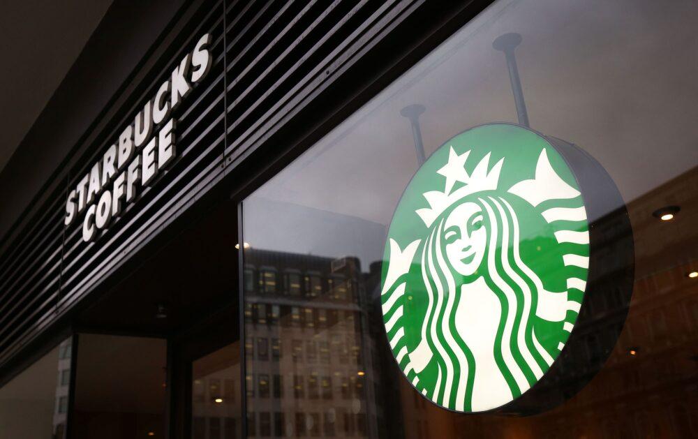 Starbucks losses