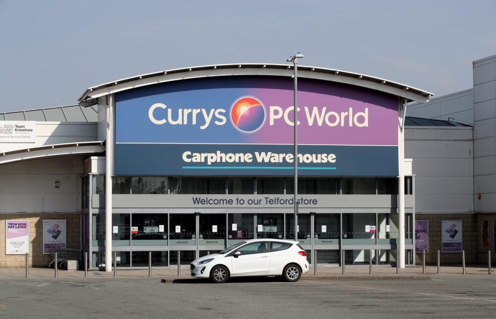 Currys PC World owner Dixons Carphone is to update investors on Wednesday